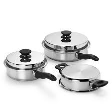 iCook™ <b>5</b>-<b>Piece</b> Sauté <b>Set</b>