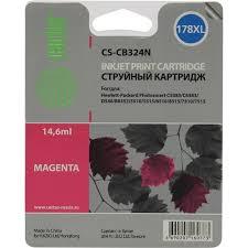 Картридж <b>Cactus CS</b>-<b>CB324N</b> Пурпурный (Magenta) — купить ...