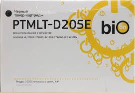 <b>Картридж BION</b> PMLT-<b>D205E</b> Черный (Black) — купить в городе ...