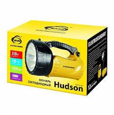 Ручной <b>светодиодный фонарь Elektrostandard</b> Hudson ...