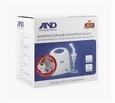 Емкость для лекарства AND д/<b>ингалятора CN-231</b>/CN-232 N 1 ...