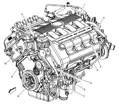 cadillac sts engine diagram cadillac wiring diagrams online
