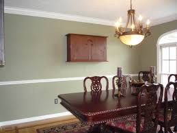 Dining Room Chair Rail Paint Ideas For Dining Rooms With Chair Rail Home Photos By Design