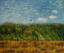 van gogh expository essay samples and examples edge of a wheat field poppies and a lark by vincent van gogh osa401