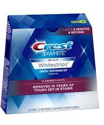 Crest 3D White – <b>отбеливающие полоски</b>