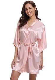 Rb032 <b>2018</b> New <b>Silk</b> Kimono <b>Robe Bathrobe Women Silk</b> ...