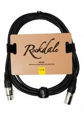 MC001.3.3 Microphone <b>cable</b> with <b>XLR</b> connectors, 3,3 meters ...