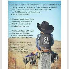 Cowboys | Quotes | Pinterest | Poem and Cowboys