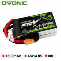 <b>OVONIC</b> LiPo Batteries