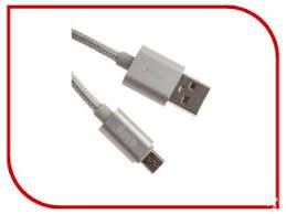 Купить <b>Аксессуар Ainy Micro USB</b> FA-064Q Silver в Москве - Я ...