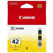 <b>Картридж Canon CLI-42Y</b> (6387B001) — купить по выгодной цене ...