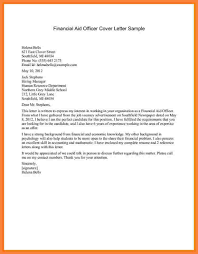 financial assistance letter bussines proposal  financial assistance letter financial aid appeal letter example financial aid officer cover letter sample jpg