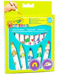 <b>Карандаши для</b> малышей, Crayola (<b>8</b> шт, цветные) — Магазин ...
