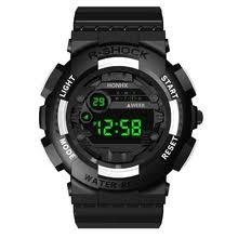 <b>honhx men</b> led digital alarm <b>sport</b> watch reviews – Online shopping ...