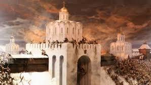 Осада и взятие ханом Батыем города <b>Владимира</b> — История ...
