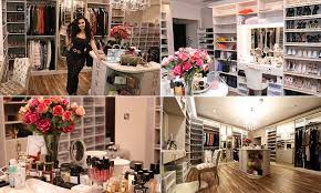 <b>Huda Kattan</b> opens the doors to her dazzling and VERY immaculate ...