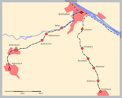 Vilshofen–Ortenburg railway