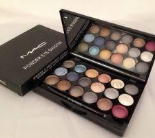 mac cosmetics 18 color eye shadow palette 5