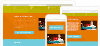 mobile com example of a mobile responsive career site