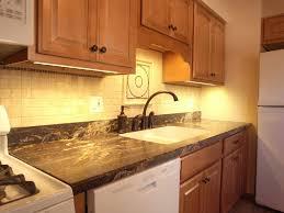 dazzling home interior decorations with cool cabinet ideas lovable kitchens designs using white tile backsplash cabinet lighting backsplash home