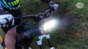 HELLA <b>LED</b> Lamps - <b>Mountain Bike</b> Night Ride - YouTube