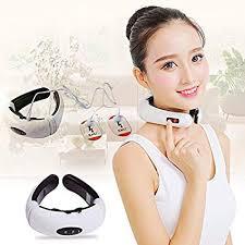CYDNIE <b>Portable Electric Neck</b> Massager Meridian Treatment ...