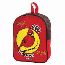 "≡ <b>Рюкзак ПИФАГОР детский</b>, ""Красный кардинал"", 30х23х9 см ..."