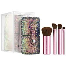 <b>SEPHORA COLLECTION</b> Give Me Some <b>Glitter</b> Mini Brush Set ...