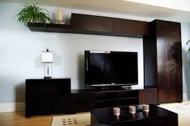 room contemporary wall unit