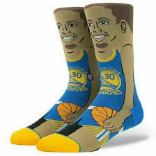 <b>носки Stance</b> NBA S.Curry <b>blue</b>/BL
