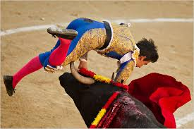 Image result for MAIMED BULLFIGHTER