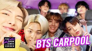 BTS Carpool <b>Karaoke</b> - YouTube