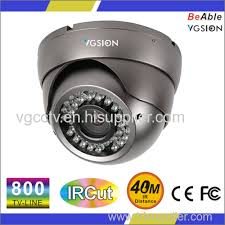 "4PCS 1000TVL 1/4"" CMOS 24 IR-Cut Dome CCTV Security Wide ..."