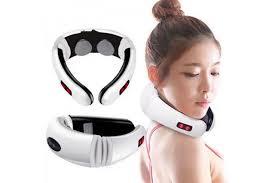 <b>Electric Pulse Neck Massager</b>   Shop   Wowcher