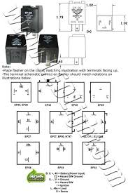 electronic flasher wiring diagram wiring diagram and schematic led turn signal flasher wiring diagram digital