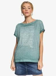 <b>Женская футболка</b> Summertime Happiness ERJZT04803 | <b>Roxy</b>