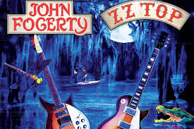 John Fogerty and <b>ZZ Top</b> Pair Up for <b>Blues</b> and Bayous Tour