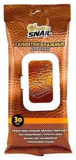 <b>Golden Snail Салфетки влажные</b> для кожи салона автомобиля ...
