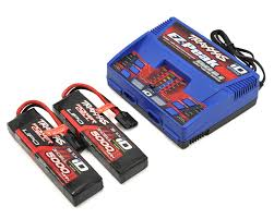 <b>Зарядное устройство Traxxas</b> EZ-Peak Dual 8A Charger Auto ...