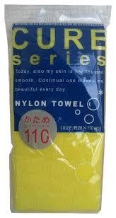 Купить <b>мочалка для тела</b> OHE <b>Средней</b> жесткости Желтая, цены ...