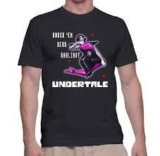 Hot Mettaton EX Video Game Funny <b>Undertale Character</b> Black <b>T</b> ...
