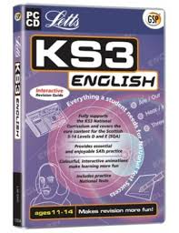 Letts KS3 English Interactive Revision Guide (Ages 11-14) (PC ...