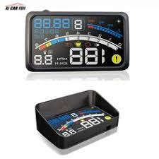<b>4E 5.5Car</b> HUD Head Up Display car OBD2 II EUOBD Overspeed ...