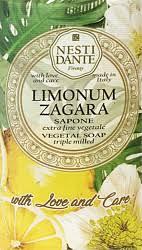 <b>Nesti Dante</b> With Love and Care <b>Limonum Zagara</b> Soap