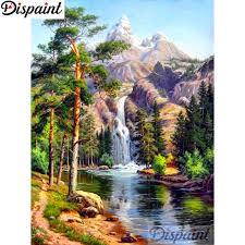 <b>Dispaint Full Square/Round Drill</b> 5D DIY Diamond Painting ...