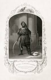 ira aldridge aldridge as aaron in titus andronicus