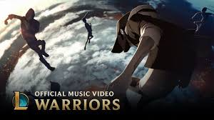Warriors (ft. Imagine Dragons) | Worlds 2014 - <b>League of Legends</b> ...