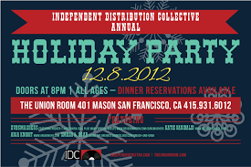idc holiday party flyer independent distribution collective blog idc holiday party flyer