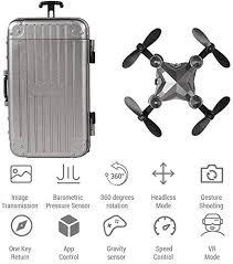 Foldable Mini Suitcase Drone with HD Camera - 360 ... - Amazon.com