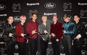 SuperM Debuts at No.1 on the Billboard <b>Hot 200</b> Chart